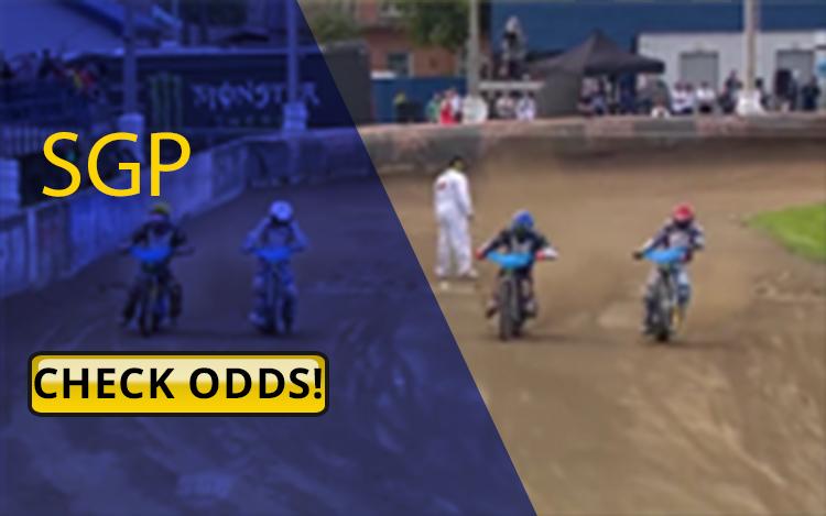Speedway Grand Prix Odds